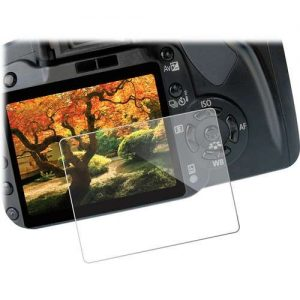 LCD Screen Protector Ultra for Canon 6D Mark II, 70D & 80D Camera