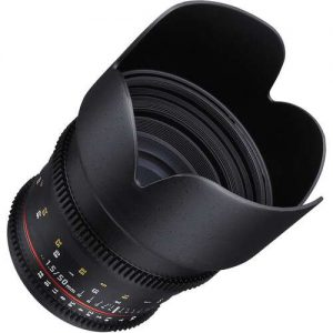 Samyang 50mm T1.5 VDSLR AS UMC Lens for E Mount/EF Mount