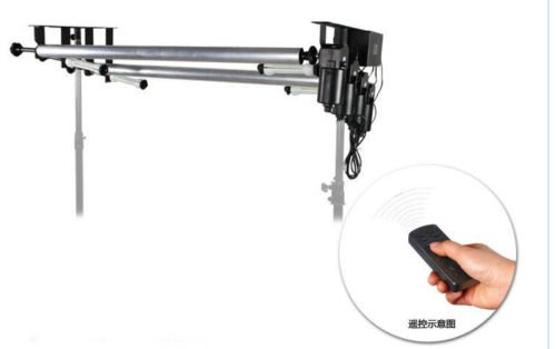 4-Roller Motorized Electric Background Backdrop Support System