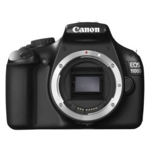Canon EOS 1100D Digital Camera with 18-55mm Lens (UK USED)