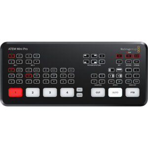 Blackmagic Design ATEM Mini Pro HDMI Live
