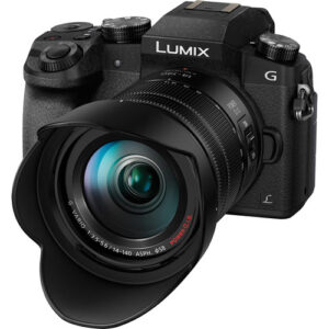 Lumix DMC-G7 Mirrorless Camera with 14-140mm Lens
